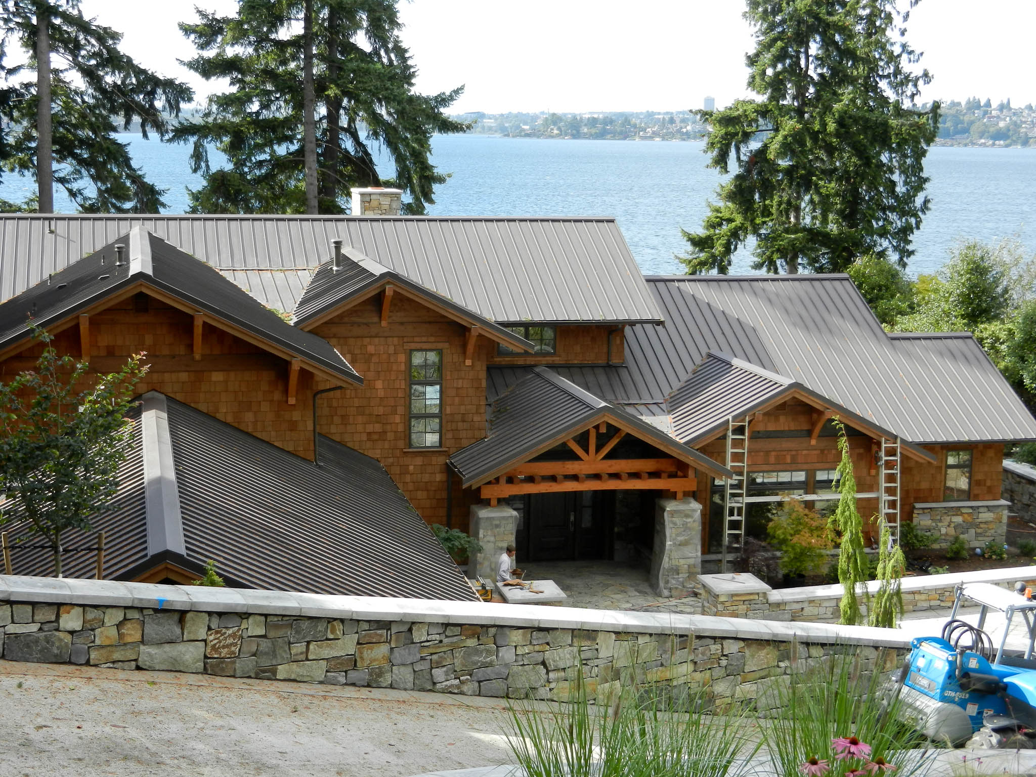 Chase NW Inc  Roofing: The Advantages Of A Metal Roof System - Chase